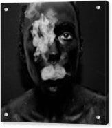 Smoke Acrylic Print