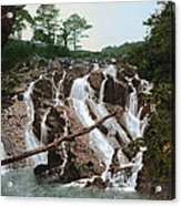 Snowdonia National Park Acrylic Print