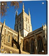 Southwark Cathedral Acrylic Print