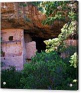 Spruce Tree House - Mesa Verde National Park Acrylic Print
