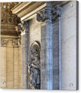 St Peter's Basilica Acrylic Print