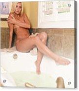 Steam Bath Acrylic Print