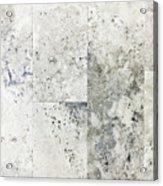 Stone Tiles Acrylic Print