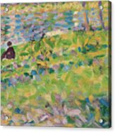 Study For Sunday Afternoon On The Island Of La Grande Jatte Acrylic Print