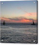 Sunset Key West  Acrylic Print