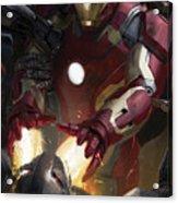 The Avengers Age Of Ultron 2015  Acrylic Print