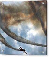 The Blades Extra 300 Acrylic Print