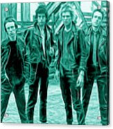 The Clash Collection Acrylic Print