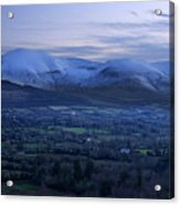 The Galtees  Ireland's Tallest Inland Mountains Acrylic Print