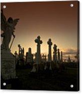 The Graveyard Acrylic Print