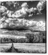 The Summers Day Farm Acrylic Print