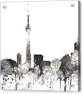 Toronto Ont.skyline Acrylic Print