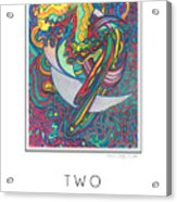 Two Edged Sword Acrylic Print