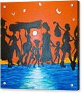 Uhuru Series Acrylic Print