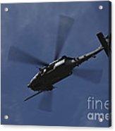 U.s. Air Foce Hh-60g Pave Hawk Acrylic Print