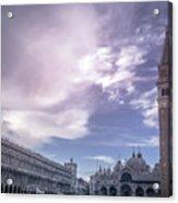 Venice, San Marco Acrylic Print