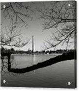 Washington Memorial Acrylic Print