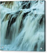 Waterfall Series Acrylic Print