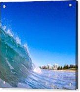 Wave Photo Acrylic Print