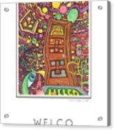Welco Acrylic Print