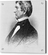 William Seward (1801-1872) Acrylic Print