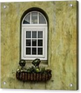 3 Windows Acrylic Print