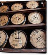 Woodford Reserve Barrels Acrylic Print