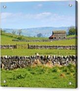 Yorkshire Dales - England Acrylic Print