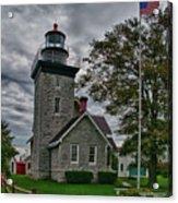 30-mile Point Lighthouse 3197 Acrylic Print