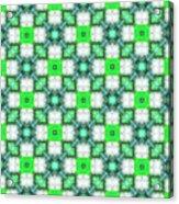 Arabesque 095 Acrylic Print
