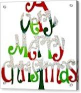 Christmas. Acrylic Print
