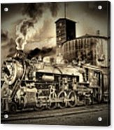 3254 In Old-time Look Acrylic Print