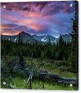 Cool Landscape Acrylic Print