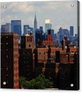 New York City Skyline 3 Acrylic Print