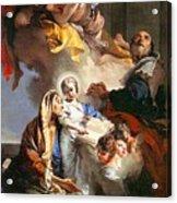 33613 Giovanni Battista Tiepolo Acrylic Print