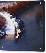 33rd And Canal Acrylic Print