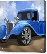 34 Dodge Pickup Acrylic Print