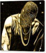 Kanye West Collection Acrylic Print