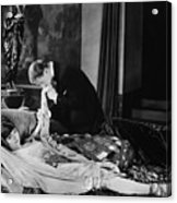 Silent Film Still: Couples Acrylic Print