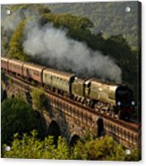34067 Tangmere On Return. Acrylic Print