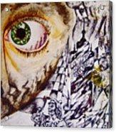 34445 Acrylic Print