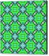 Arabesque 093 Acrylic Print