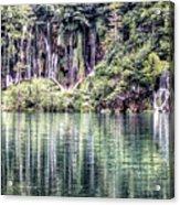 Plitvice Lakes National Park Croatia Acrylic Print
