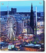 Edinburgh, Scotland Acrylic Print