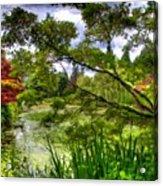 Landscape Show Acrylic Print
