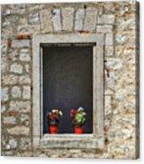 Dubrovnik Croatia Acrylic Print