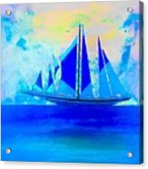 Setting Sail Acrylic Print