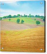 Tuscany Italy Acrylic Print