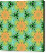 Arabesque 088 Acrylic Print