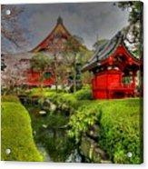 Tokyo Japan Acrylic Print